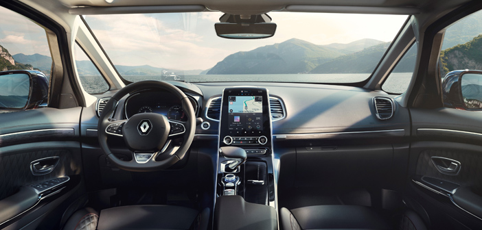 Facelifted Renault Espace focuses on business-class luxury