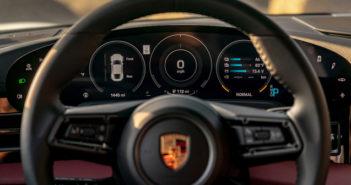 ICT Group develops software for Porsche Taycan instrument cluster