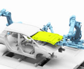 Robots to install headliners as part of Nissan plant technology roll-out