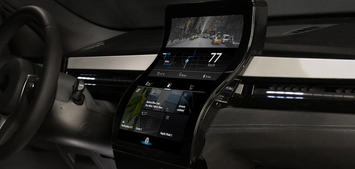 Future of Automotive Interiors