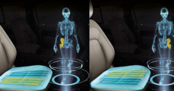 Shape-shifting seats help Jaguar Land Rover customers walk and drive