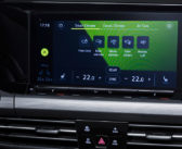 VW Golf climate control responds to human voice