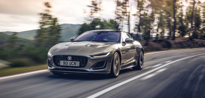 Jaguar embeds Spotify into F-Type