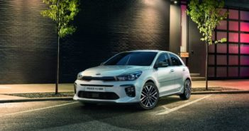 Kia Rio adds Phase II Connect system
