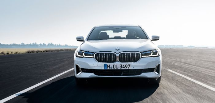 BMW Maps makes debut on 5 Series