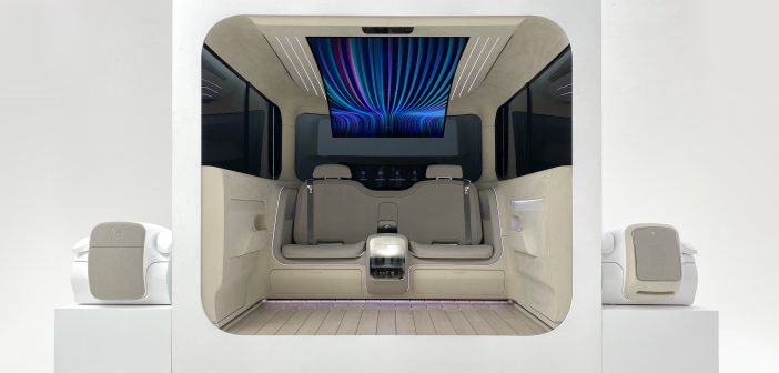 Hyundai concept features home comforts