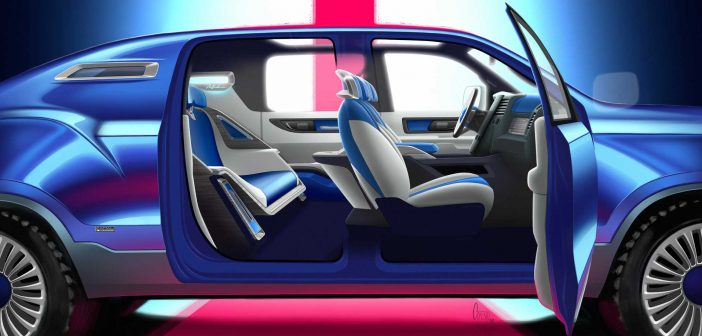 "Further details of ""hyper-limousine"" interior released"