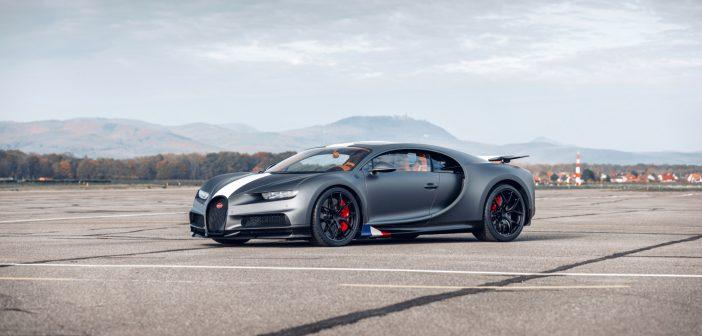 Bugatti evokes its history with latest Chiron interior
