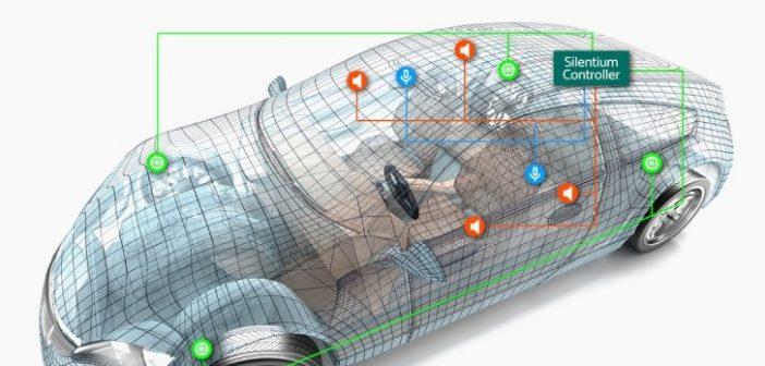 Hyundai Mobis to use Silentium ARNC technology