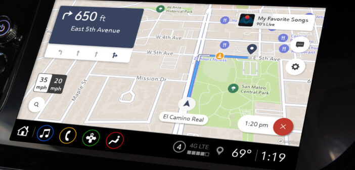 GM releases Maps+ service for existing and future vehicles
