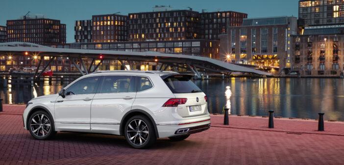 Volkswagen Tiguan Allspace gets interior update