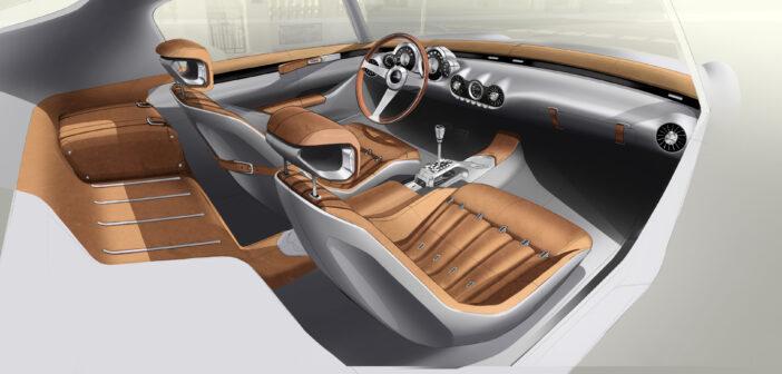 GTO teases interior design of bespoke Squalo grand tourer