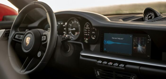 Porsche reveals details of latest infotainment system