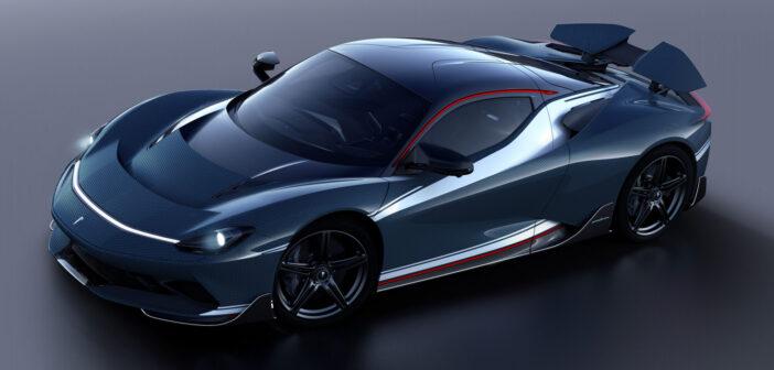 Pininfarina shows off first bespoke Battista design