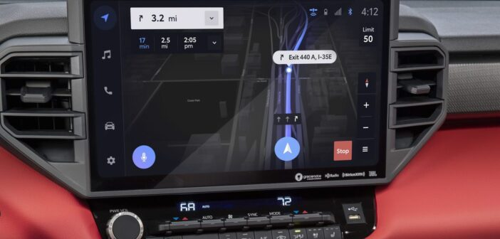 Next-gen 2022 Toyota Tundra to feature latest Audio Multimedia system