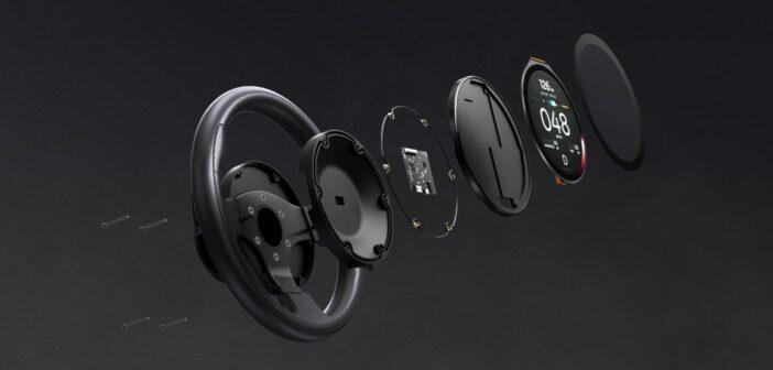 Aura EV sportscar concept shows off Android Automotive OS capabilities